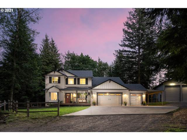 422 Thuja Narrow Rd, Washougal, WA 98671 (MLS #21053091) :: Cano Real Estate