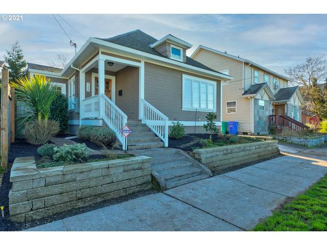 728 NE Killingsworth Ct, Portland, OR 97211 (MLS #21053173) :: Next Home Realty Connection