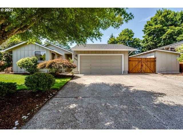 1992 Brewer Ave, Eugene, OR 97401 (MLS #21053235) :: Premiere Property Group LLC