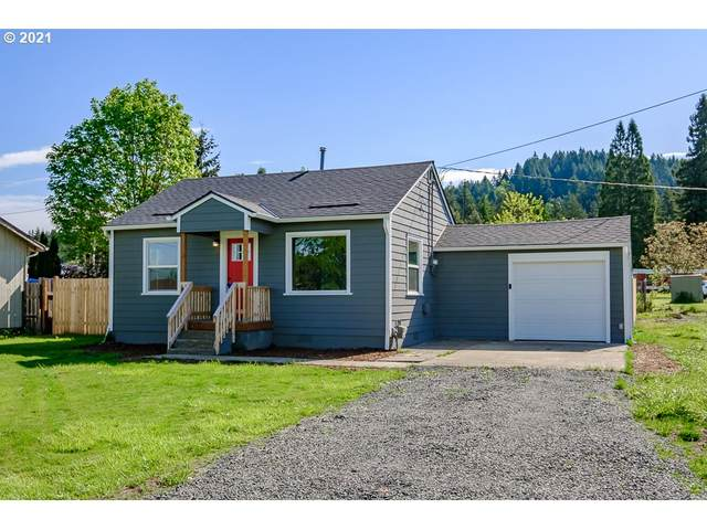 77953 S 6TH St, Cottage Grove, OR 97424 (MLS #21053345) :: Change Realty