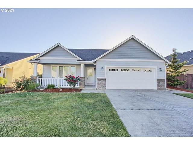 1534 W E Pl, La Center, WA 98629 (MLS #21053355) :: Next Home Realty Connection