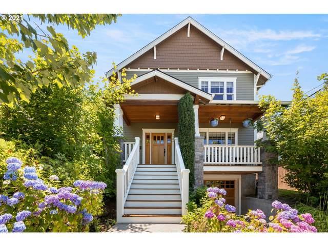 4024 SE Long St, Portland, OR 97202 (MLS #21053425) :: Cano Real Estate