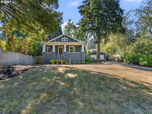 2934 SW Huber St, Portland, OR 97219 (MLS #21053428) :: Coho Realty