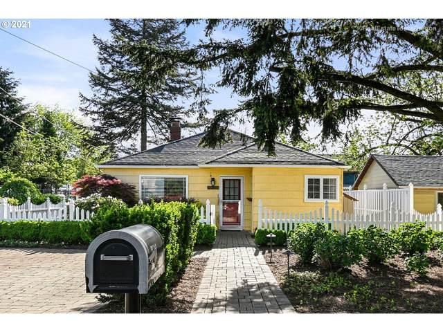 3814 SE 98TH Ave, Portland, OR 97266 (MLS #21053468) :: Duncan Real Estate Group