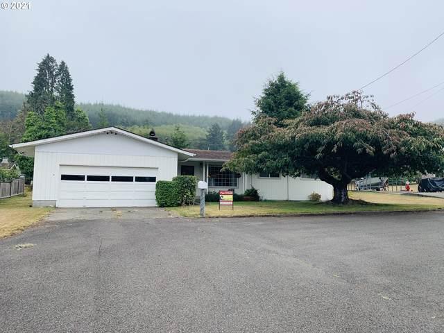 3030 Morris Pl, Reedsport, OR 97467 (MLS #21053485) :: Townsend Jarvis Group Real Estate