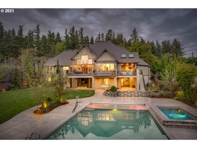 5390 NW Roanoke Ln, Portland, OR 97229 (MLS #21053604) :: Real Estate by Wesley