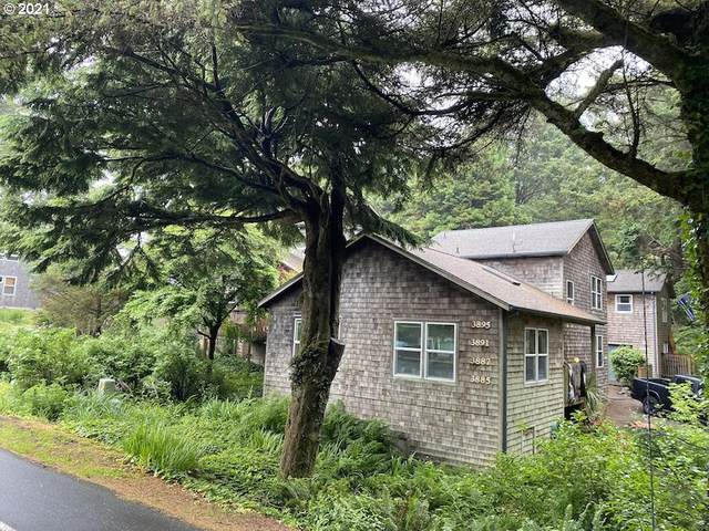 3895 S Hemlock St, Cannon Beach, OR 97110 (MLS #21053909) :: Real Tour Property Group