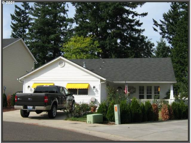 6004 NE 76TH Cir, Vancouver, WA 98661 (MLS #21053992) :: Real Estate by Wesley