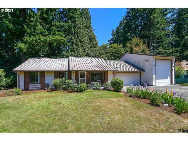 8424 NE 13TH St, Vancouver, WA 98664 (MLS #21054058) :: Fox Real Estate Group