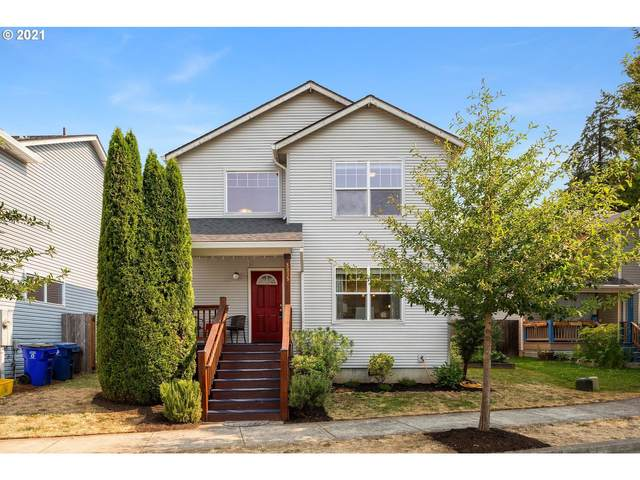 8315 N Johnswood Dr, Portland, OR 97203 (MLS #21054123) :: The Pacific Group