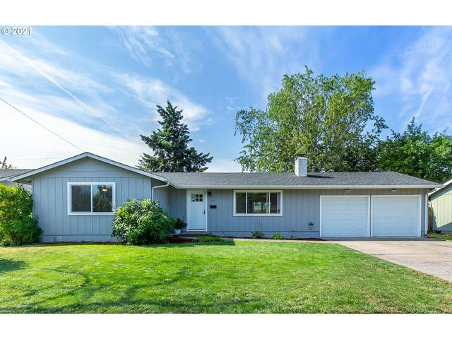 1011 Lochaven Ave, Springfield, OR 97477 (MLS #21054239) :: Song Real Estate