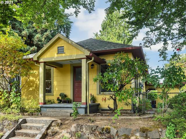 8601 N Hartman St, Portland, OR 97203 (MLS #21054414) :: Next Home Realty Connection