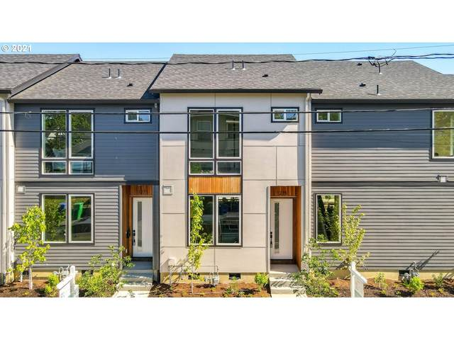1275 SE Ivon St, Portland, OR 97202 (MLS #21054427) :: Real Tour Property Group