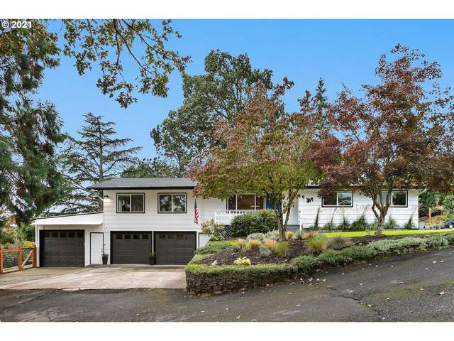 16231 S Gladys Ave, Oregon City, OR 97045 (MLS #21054449) :: Lux Properties