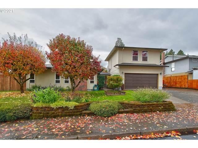 502 NW Darnielle St, Hillsboro, OR 97124 (MLS #21054688) :: Holdhusen Real Estate Group