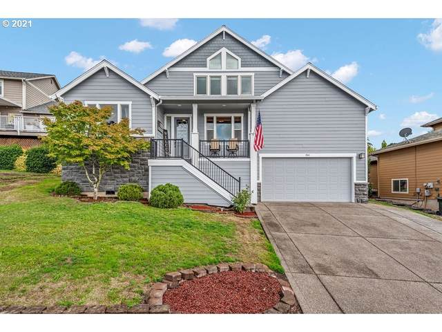 806 N 5TH St, Kalama, WA 98625 (MLS #21055211) :: Windermere Crest Realty