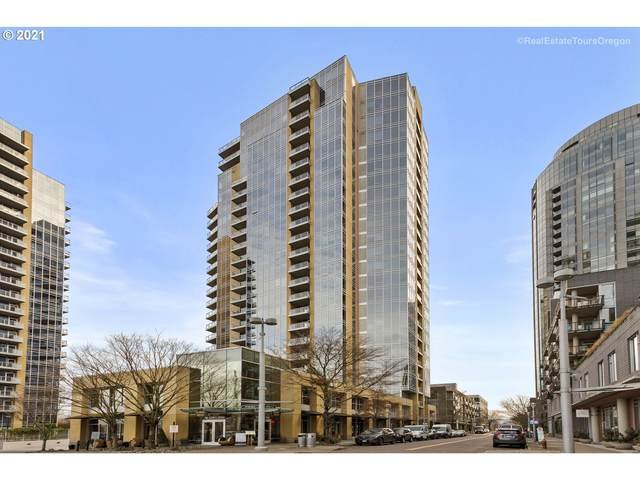 3570 S River Pkwy #2201, Portland, OR 97239 (MLS #21055438) :: Townsend Jarvis Group Real Estate