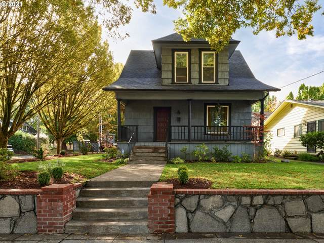 1432 NE Saratoga St, Portland, OR 97211 (MLS #21055467) :: Townsend Jarvis Group Real Estate