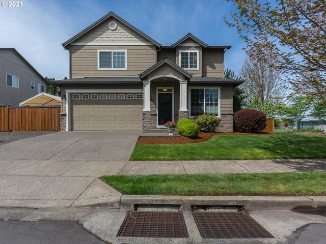 1927 SE Cochran Dr, Gresham, OR 97080 (MLS #21055674) :: Fox Real Estate Group