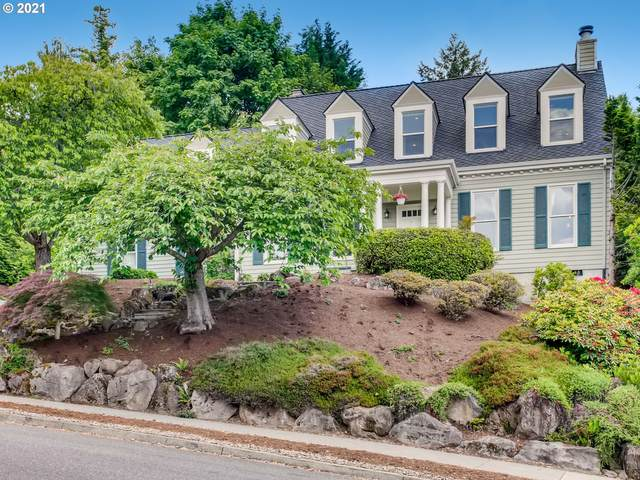 9016 NW Bartholomew Dr, Portland, OR 97229 (MLS #21055781) :: Townsend Jarvis Group Real Estate