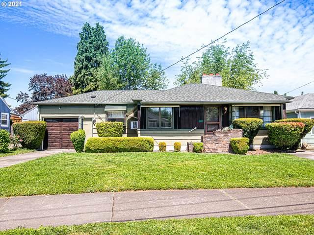 6345 NE Roselawn St, Portland, OR 97218 (MLS #21055879) :: Premiere Property Group LLC