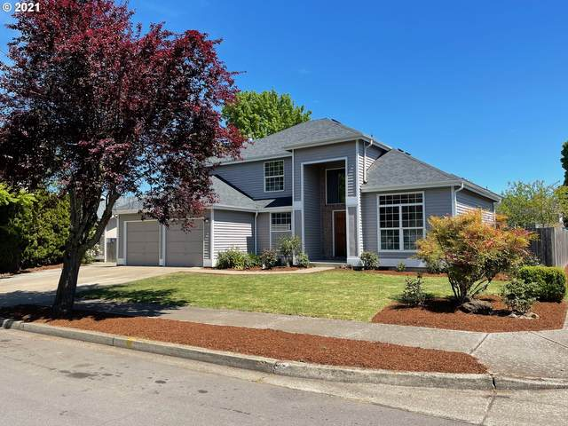 2109 Assumption St, Eugene, OR 97402 (MLS #21055884) :: The Liu Group