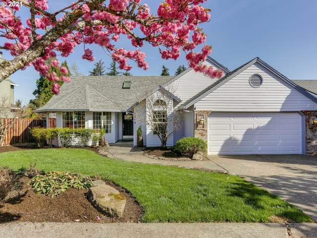 4613 SE 14TH St, Gresham, OR 97080 (MLS #21055914) :: Premiere Property Group LLC
