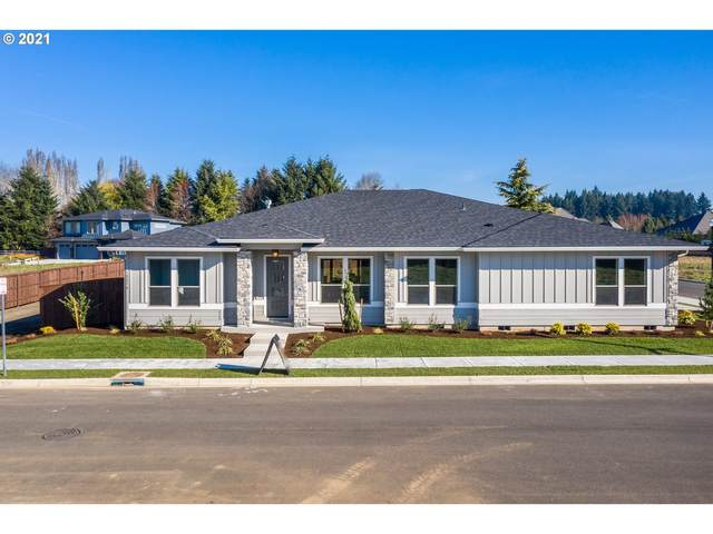 1 Runyan Rd, Woodland, WA 98674 (MLS #21056308) :: The Pacific Group