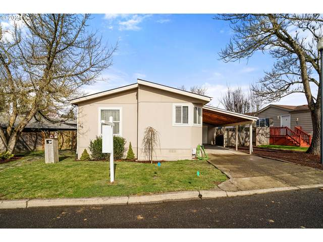 1282 3RD St #66, Lafayette, OR 97127 (MLS #21056557) :: Cano Real Estate