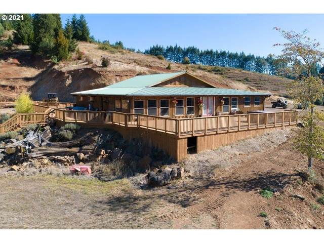 11937 Elkhead Rd, Oakland, OR 97462 (MLS #21056575) :: Townsend Jarvis Group Real Estate