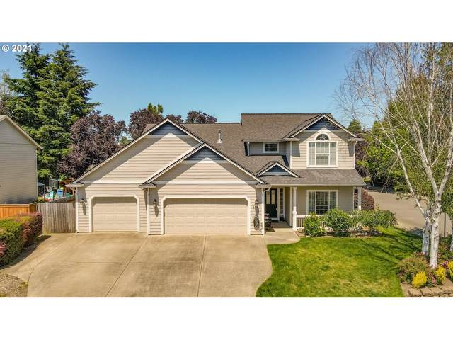 402 NW 12TH St, Battle Ground, WA 98604 (MLS #21056857) :: Cano Real Estate