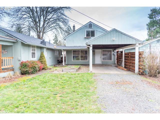 612 S 7TH St, Cottage Grove, OR 97424 (MLS #21056949) :: Change Realty