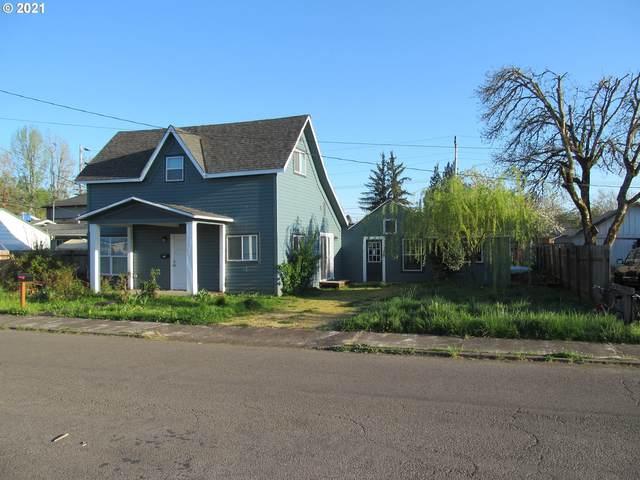 116 SW Railroad St, Sheridan, OR 97378 (MLS #21057130) :: Premiere Property Group LLC