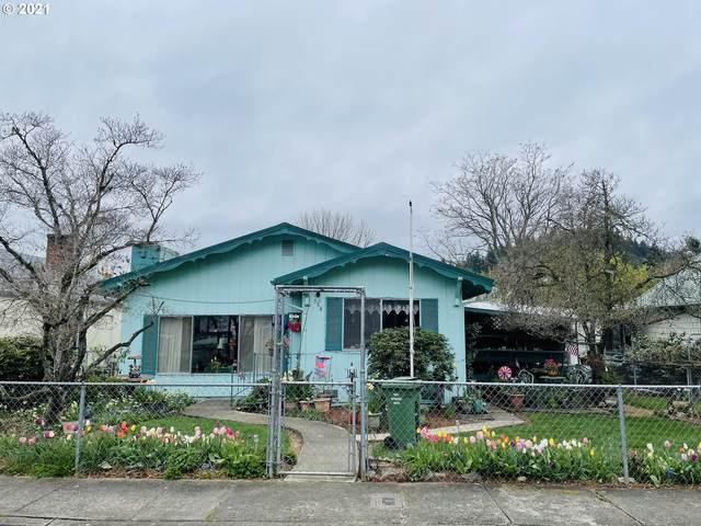 154 NE Johnson St, Myrtle Creek, OR 97457 (MLS #21057446) :: Premiere Property Group LLC