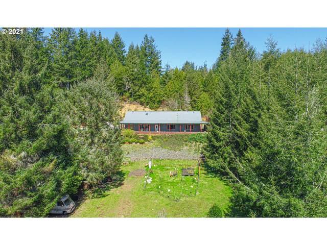 94292 N Ln, North Bend, OR 97459 (MLS #21057744) :: Fox Real Estate Group