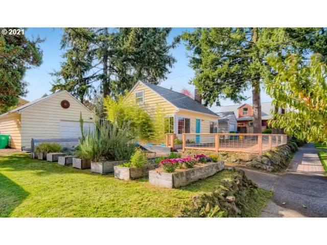 5324 NE Hassalo St, Portland, OR 97213 (MLS #21057864) :: Brantley Christianson Real Estate