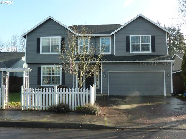 1209 SW 21ST Ave, Battle Ground, WA 98604 (MLS #21057972) :: Beach Loop Realty