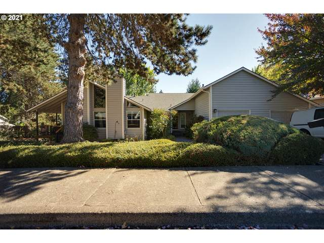 6330 SW 152ND Ave, Beaverton, OR 97007 (MLS #21058060) :: The Pacific Group
