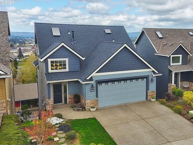 9196 SE Wyndham Way, Happy Valley, OR 97086 (MLS #21058119) :: Stellar Realty Northwest