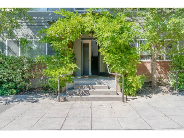 2301 SE Caruthers St #4, Portland, OR 97214 (MLS #21058120) :: Tim Shannon Realty, Inc.