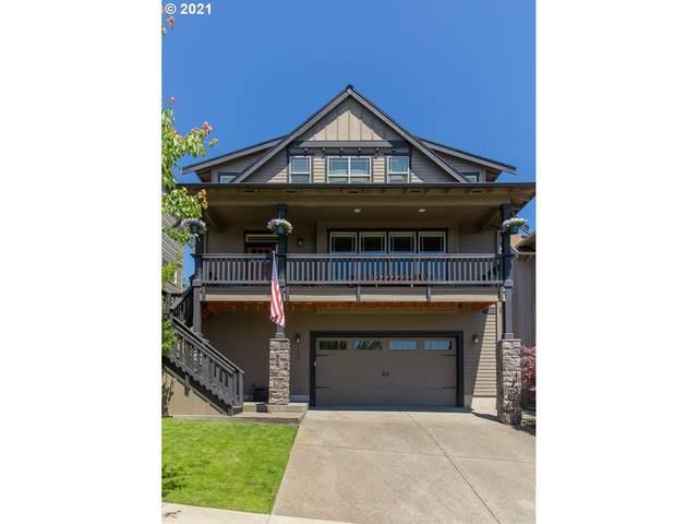 13048 SE Verlie St, Happy Valley, OR 97086 (MLS #21058212) :: Lux Properties