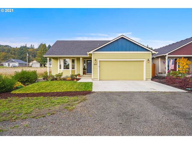 460 N 8TH St, Monroe, OR 97456 (MLS #21058216) :: The Pacific Group