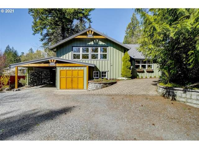 4033 SW 58TH Ave, Portland, OR 97221 (MLS #21058354) :: Premiere Property Group LLC