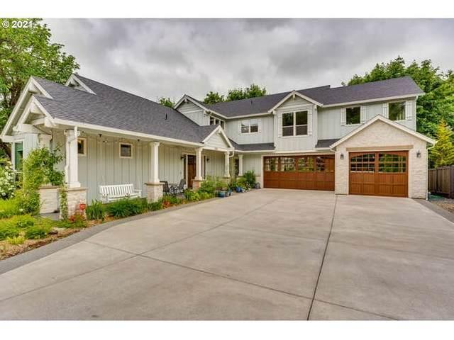 2206 NE 169TH Cir, Ridgefield, WA 98642 (MLS #21058572) :: Townsend Jarvis Group Real Estate