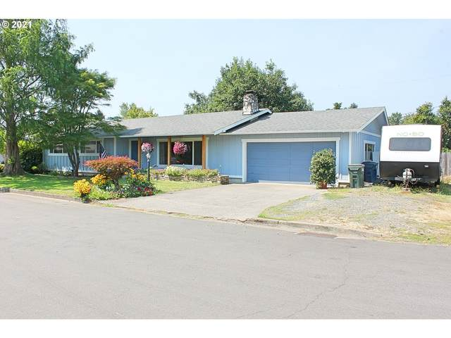 2580 35TH Pl, Springfield, OR 97477 (MLS #21058679) :: The Pacific Group