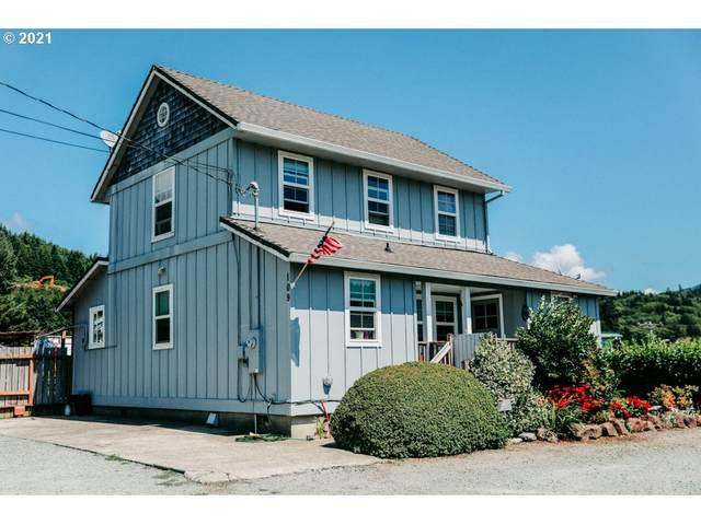 109 E Cypress Ave, Garibaldi, OR 97118 (MLS #21058957) :: RE/MAX Integrity