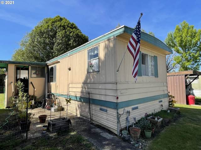 1815 Roseburg Rd, Myrtle Point, OR 97458 (MLS #21059044) :: Fox Real Estate Group