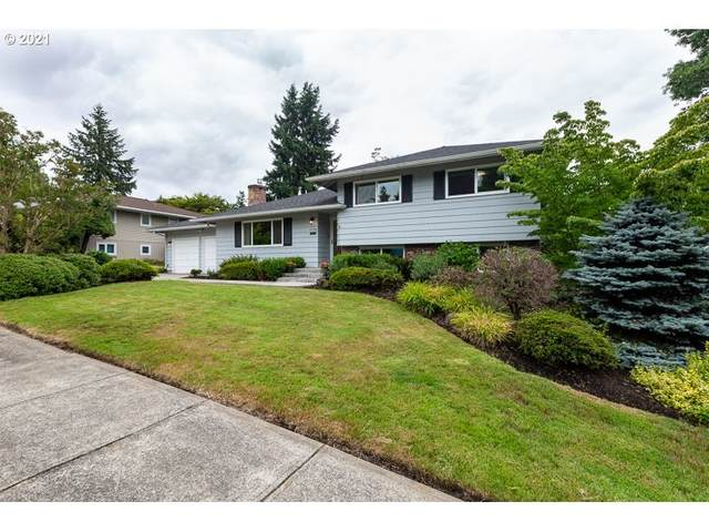 11700 SW Foothill Dr, Portland, OR 97225 (MLS #21059118) :: Tim Shannon Realty, Inc.