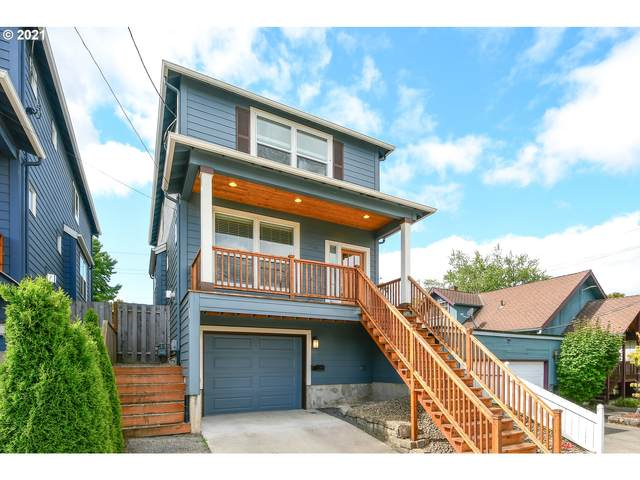 5406 NE Couch St, Portland, OR 97213 (MLS #21059184) :: Real Tour Property Group