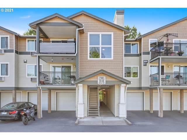 740 NW 185TH Ave #207, Beaverton, OR 97006 (MLS #21059229) :: Keller Williams Portland Central